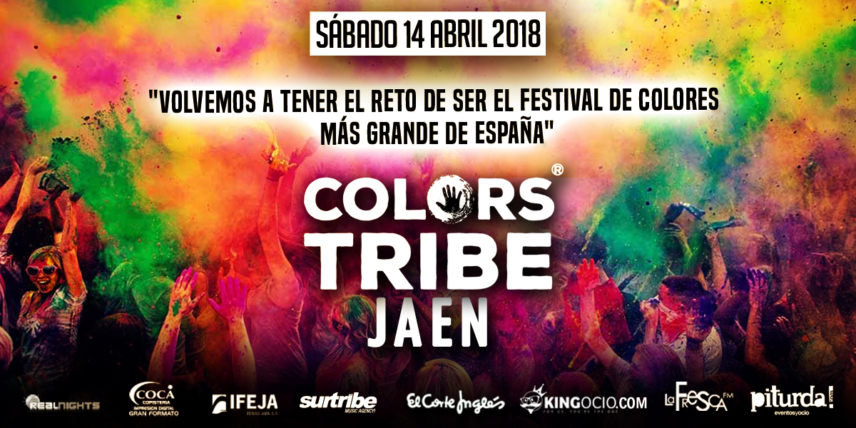 COLORS TRIBE JAÉN