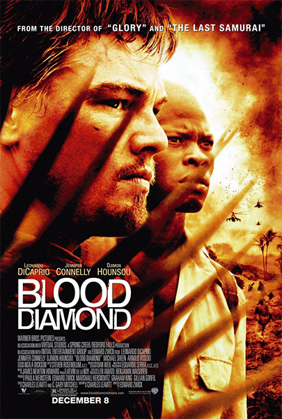 """BLOOD DIAMOND (DIAMANTE DE SANGRE)"" (Edward Zwick, 2006)"