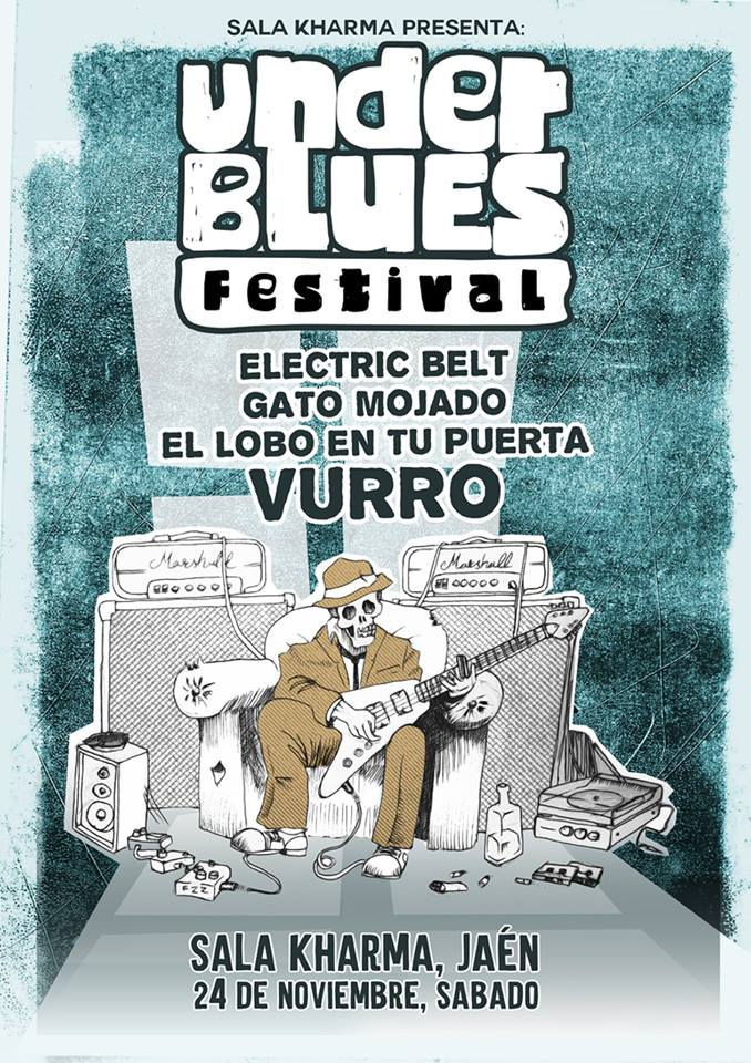 UnderBlues Festival